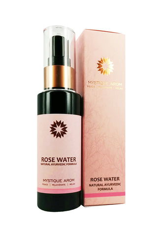 Mystique Arom Rose Water (60ml)