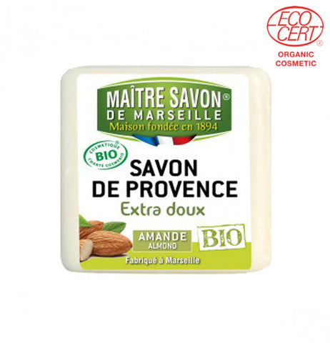 Maitre Savon Bio Extra Soft Soap Almond (100gm)