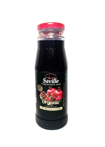 Saville Organic Promegranate Juice (250ml)