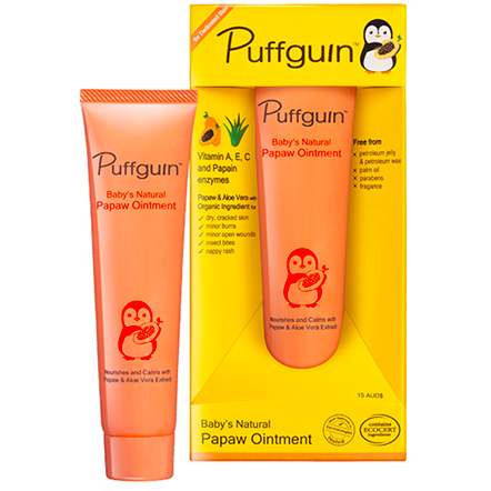 Puffguin Papaw Ointment (30g)