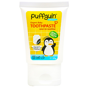Puffguin Baby Toothpaste (25 gm)