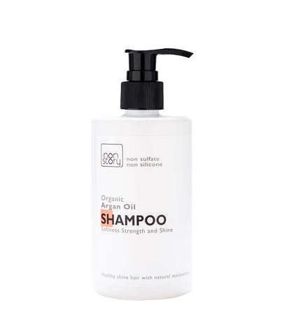Non Story Organic Argan Oil Shampoo (280ml)