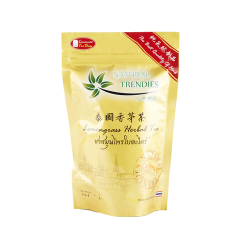 Natural Trendies Lemongrass Herbal Tea 10 Teabags