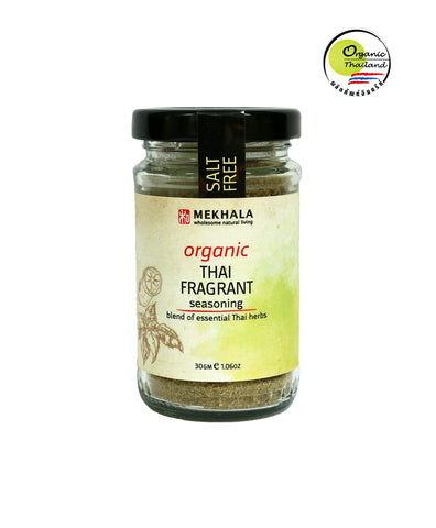 Mekhala Thai Fragrant Seasoning (30gm) - Organic Pavilion