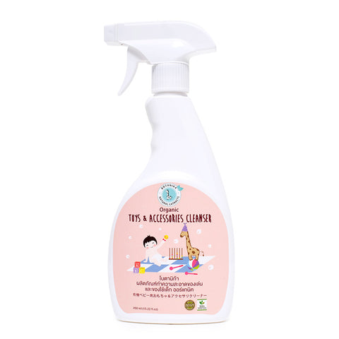 Botanika Toy & Accessories Cleaner (450ml) - Organic Pavilion