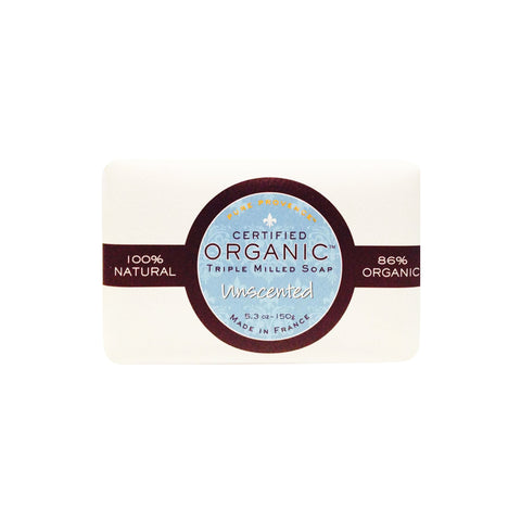 Pure Provence Certified Organic-Unscented(150g) - Organic Pavilion