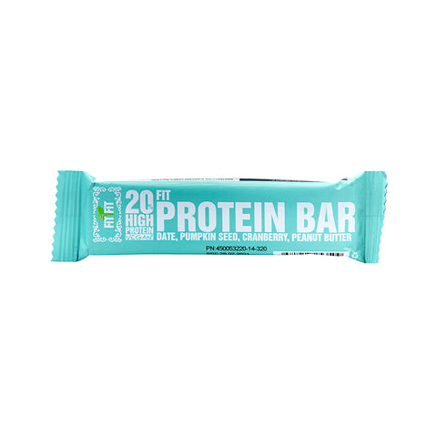The Squirrels Basket FIT BAR-Protein Bar (50g) - Organic Pavilion