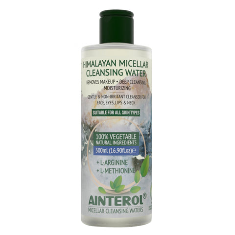 Ainterol Himalayan Micellar Cleansing Water (500ml)