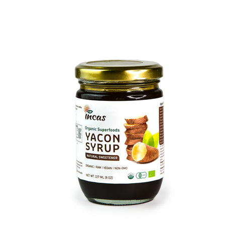 Incas Organic Yacon Syrup (227 ml)