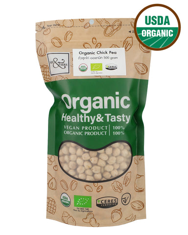 Mr. & Mrs. Chickpea (500g) - Organic Pavilion