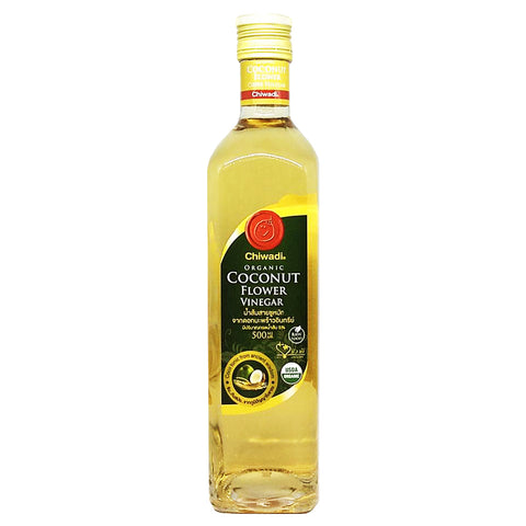 Chiwadi Organic Coconut Flower Vinegar (500ml)