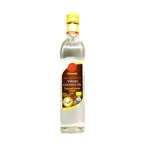 Chiwadi Organic Coconut Virgin Oil (500ml) - Organic Pavilion