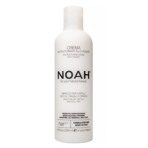 NOAH Restructuring cream with yogurt (250ml) - Organic Pavilion