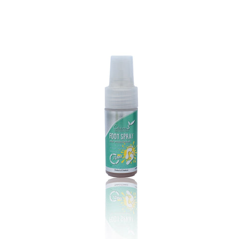 Charms 24 hours Foot Spray (15ml) - Organic Pavilion