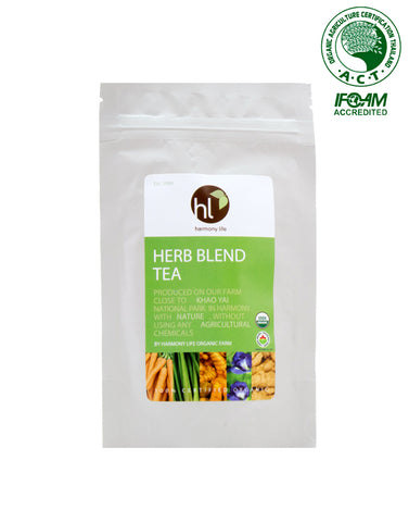 Harmony Life Organic Herb Blend Tea 12 Teabags (32gm)
