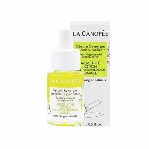 La Canopee Purifying essential synergy serum (15 ml) - Organic Pavilion