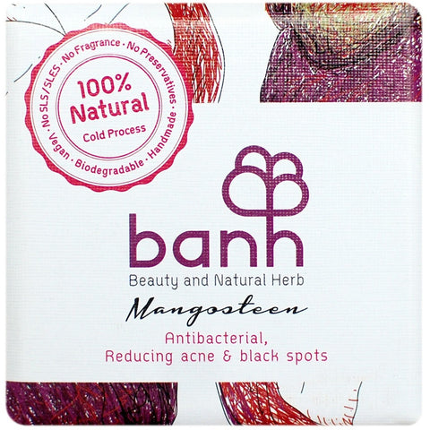 Banh Mangosteen Soap (100gm)