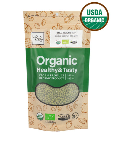Mr. & Mrs. Mung Bean (250 gm) - Organic Pavilion