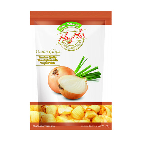 Heyhah Onion chips (20g)