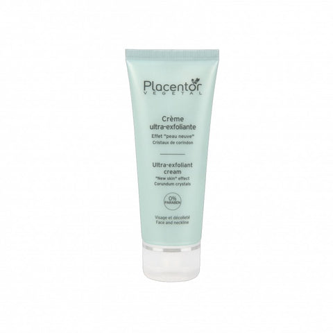 Placentor Vegetal Ultra Exfoliant Cream (75 g) - Organic Pavilion