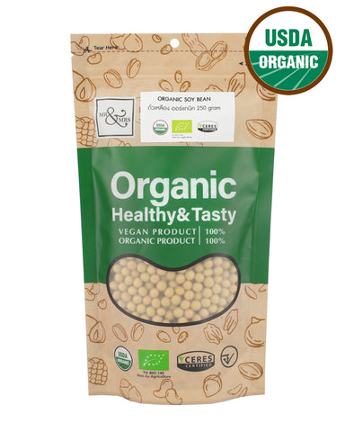 Mr. & Mrs. Soy Bean (250g) - Organic Pavilion