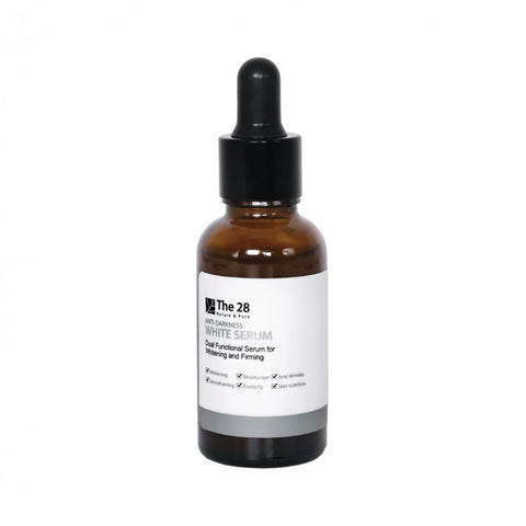 The 28 Anti-Darkness White Serum (30 ml)