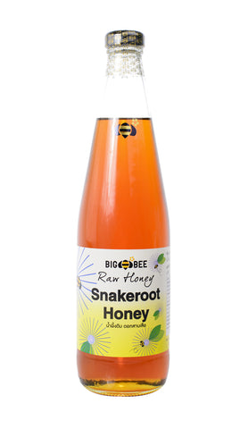 BigBee Snake Root Raw Honey (1000ml) - Organic Pavilion