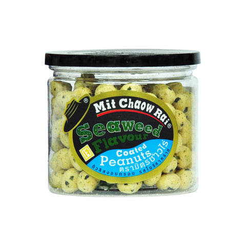 Mit Chaow Rai Coated Peanuts Seaweed Flavour (130g)