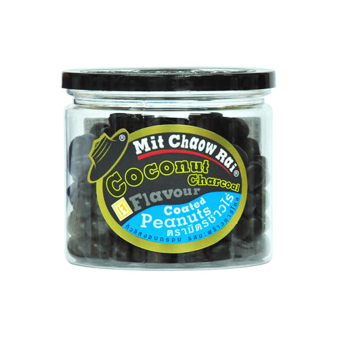 Mit Chaow Rai Coated Peanuts Coconut Charcoal Flavour (130g)