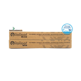 ReReef Eco-friendly, naturally anti-microbial, biodegradable bamboo toothbrush (Slim)