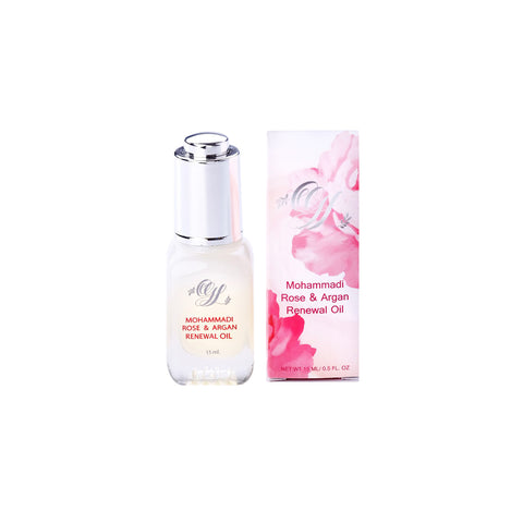 OGL Mohammadi Rose and Argan Renewal Oil (15ml)