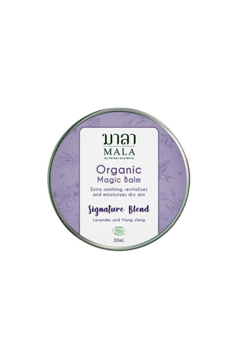 Mala Magic Balm Signature Blend (30ml) - Organic Pavilion