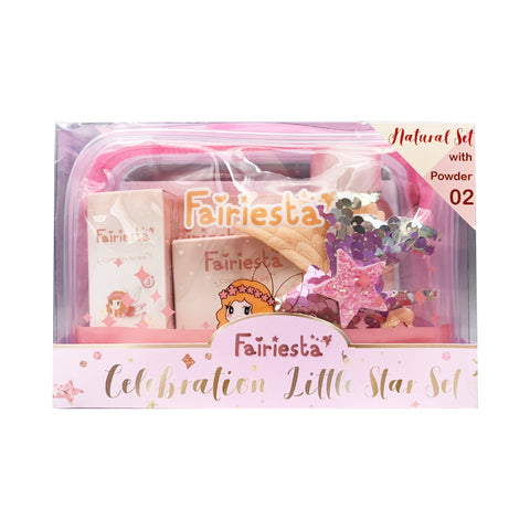 Fairiesta Natural Set (Makeup for Kids) No.02