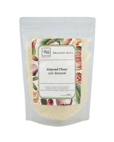 Mr. & Mrs. Almond Flour (200 gm) - Organic Pavilion
