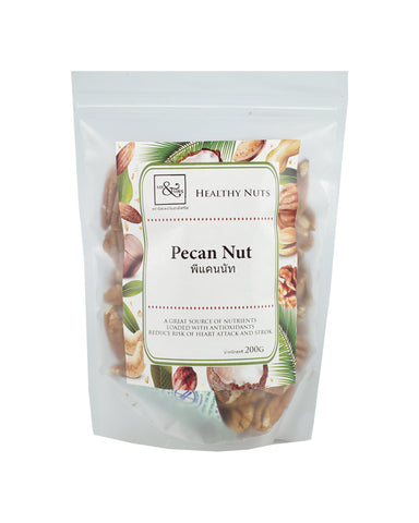 Mr. & Mrs. Pecan Nut (200 gm)