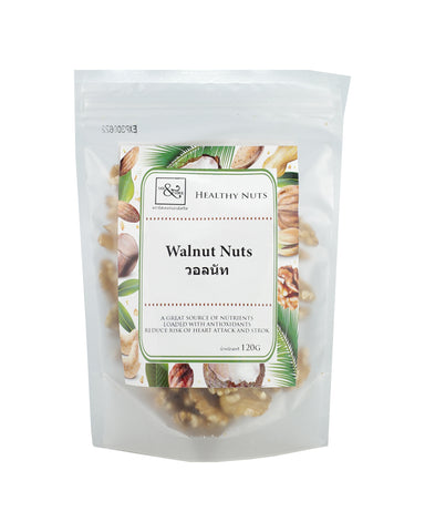 Mr. & Mrs. Walnut  (120 gm)