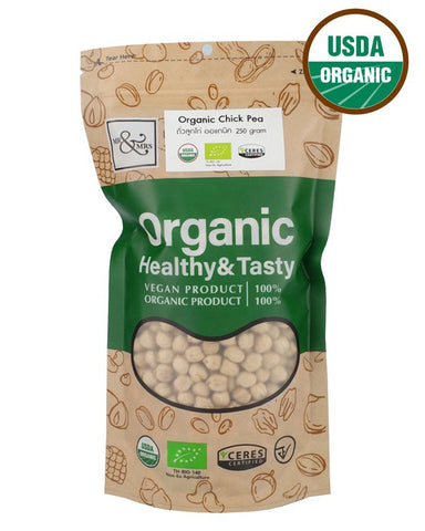 Mr. & Mrs. Chickpea (250 gm) - Organic Pavilion