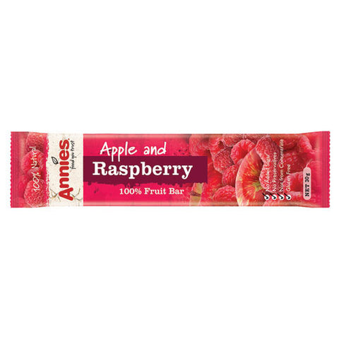 Annie's Apple & Raspberry Fruit Bars (15gm) - Organic Pavilion