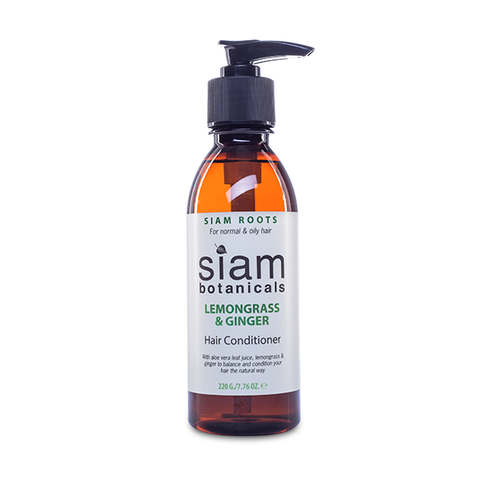 Siam Botanicals Siam Roots Hair Conditioner (220g) - Organic Pavilion