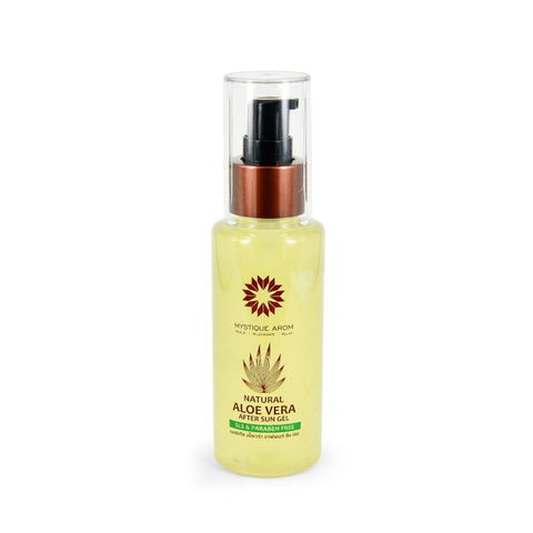 Mystique Arom Aloe Vera Gel - After Sun Gel (95ml)
