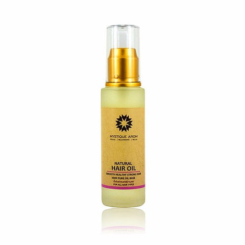 Mystique Arom Hair Oil (45ml) - Organic Pavilion