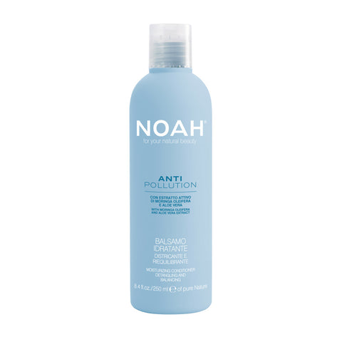NOAH Anti-Pollution Moisturizing Conditioner Detangling and Balancing (250ml) - Organic Pavilion