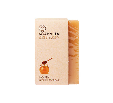Soap Villa Natural Soap Bar Honey (100gm)