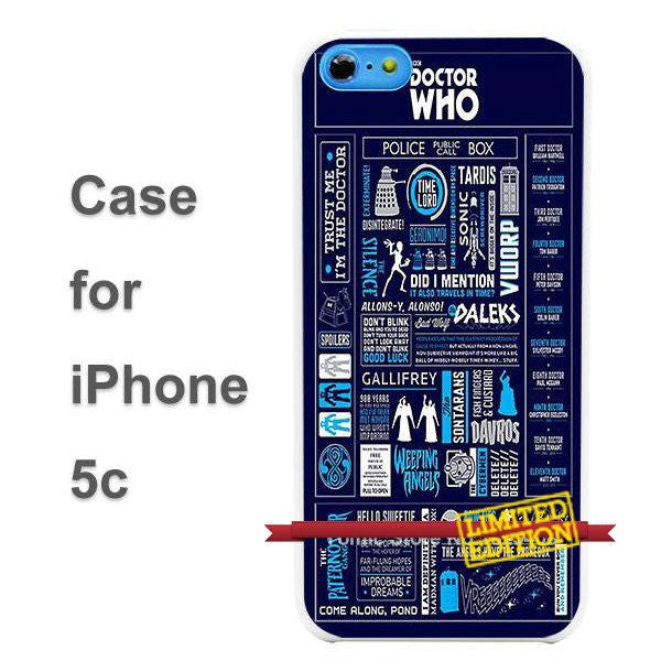 Cover Smartphone - Doctor Who | Cover IPhone