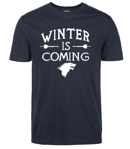 T-shirt - Games Of Thrones | Maglia Winter Is Coming