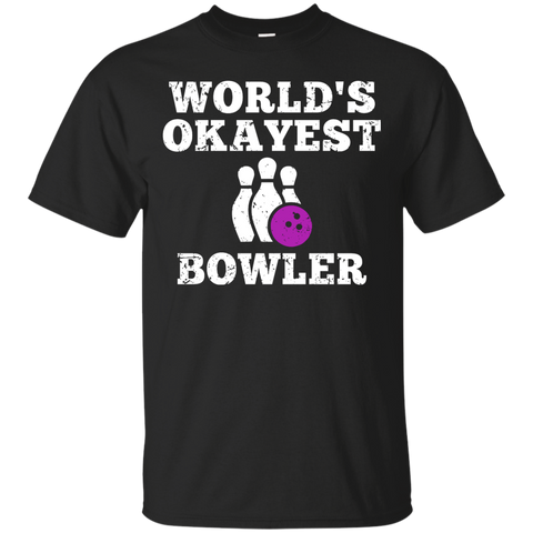 World's Okayest Bowler - Bowl Busters