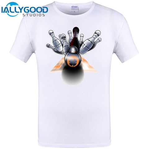 Bowling Star Wars T-Shirt - Bowl Busters