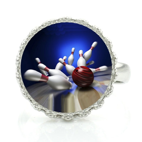 Bowling Ring - Colorful Strike - Bowl Busters