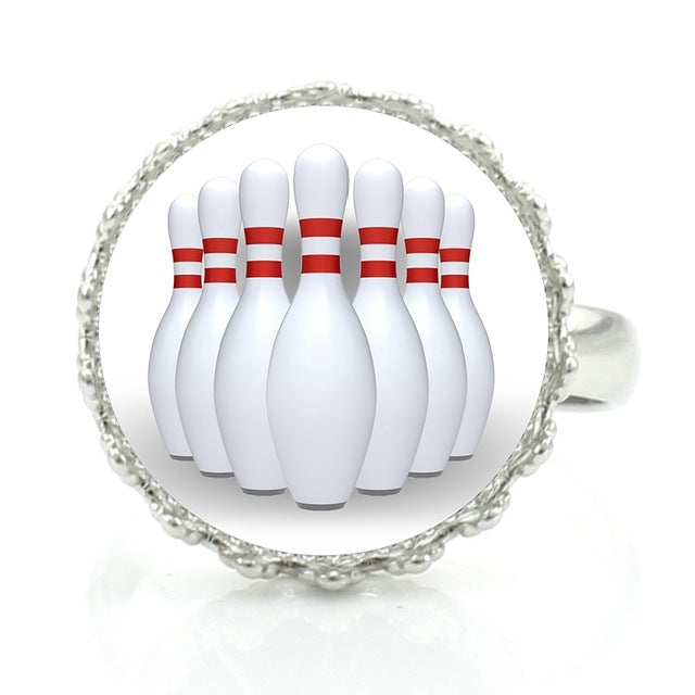 Bowling Ring - Pins Classic