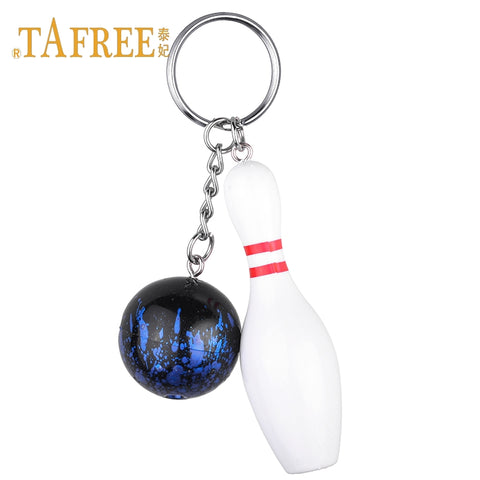 Bowling Keychain Souvenir - Bowl Busters